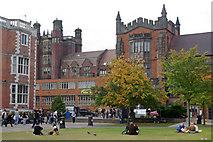 NZ2465 : Newcastle University by Stephen McKay