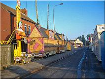 TA0729 : Walton Street in fairground mode by Paul Harrop