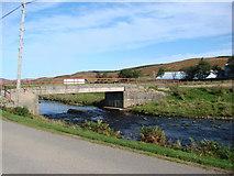 NC9048 : Bridge at Forsinain by Bill Henderson