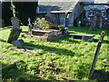 NY1138 : The Parish Church of St Mary, Gilcrux, Graveyard by Alexander P Kapp