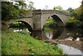 SK2476 : Froggatt Bridge by Roger Temple