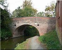 SP7389 : Bowden Hall Bridge by Mat Fascione