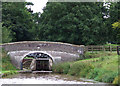 SJ6541 : Coxbank Bridge, Shropshire Union Canal, Cheshire by Roger  Kidd