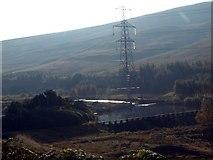 SK1099 : The Start of Woodhead Reservoir by John Fielding