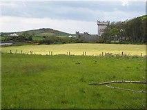 J6350 : Quintin Castle by Oliver Dixon