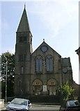 SE1039 : Bingley Baptist Church - Park Road by Betty Longbottom