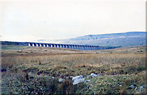 SD7579 : Ribblehead Viaduct by Wilson Adams