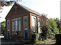 TG4023 : Hickling Methodist Church - view from Heath Road by Evelyn Simak
