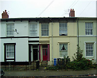 TA0828 : Houses on Coltman Street by David Wright