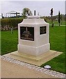 SK1814 : 11th Hussars PAO Memorial by John Plumb