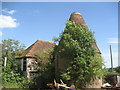 TQ7224 : Unconverted Oast House at Squibs Farm, Ludpit Lane, Etchingham, East Sussex by Oast House Archive