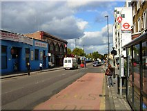 TQ3084 : Caledonian Road, Lower Holloway by Stephen McKay