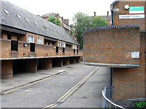 TQ3084 : Lockhart Close, Lower Holloway by Stephen McKay