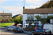 SK2276 : Eyam Tea Rooms by Roger Temple