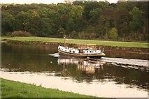 SK7046 : River Trent by Richard Croft