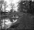 SU7552 : Broad Oak Bridge, Basingstoke Canal by Dr Neil Clifton