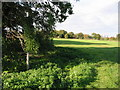 TR3050 : Junction of footpaths near Tilmanstone by Nick Smith