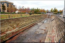 J3475 : The Clarendon Dock, Belfast (1) by Albert Bridge