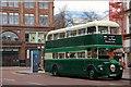 J3374 : Tourist bus, Belfast (2) by Albert Bridge