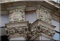 J3373 : The Scottish Provident Building, Belfast (detail) (2) by Albert Bridge