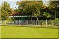 NZ2966 : Pavilion, Richardson Dees Park by Mac McCarron