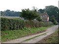 TM4799 : Blocka Hall Farm by Evelyn Simak
