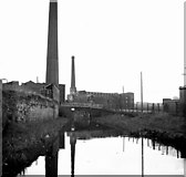 SJ9398 : Ashton Canal at Ashton-under-Lyne by Dr Neil Clifton