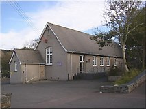 SN4562 : The former British School, Aberaeron by Humphrey Bolton