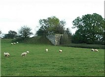 NY5764 : Old limekiln at Northrigg Hill Farm by Rose and Trev Clough