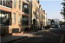 TQ3581 : Redmans Road, East London by Dr Neil Clifton