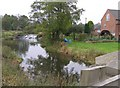 SK0431 : Burndhurst Mill, near Gratwich by Brian Green