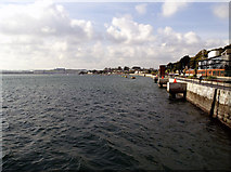 W7966 : The seafront at Cobh by Andy Beecroft
