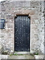 NY4532 : Blencow Methodist Church, Blencow, Doorway by Alexander P Kapp