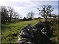 SX6372 : Ruins of Higher Swincombe Farm by Derek Harper