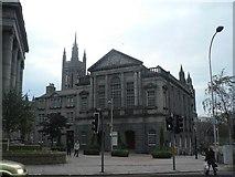 NJ9406 : Aberdeen: Queen Street Church by Chris Downer