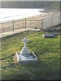 SH1726 : Bedd baban. A little child's grave by Eric Jones