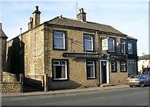 SE1431 : The Royal - Great Horton Road by Betty Longbottom