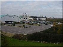 TL4857 : Coldham's Business Park by Hugh Venables