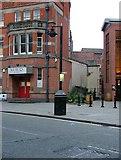 SK3436 : CCTV camera - Friar Gate, Derby by J147