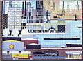 TQ7182 : Shell Haven Mural by terry joyce