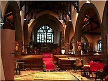 SJ5798 : St Thomas Church, Ashton-in-Makerfield, Interior by Alexander P Kapp