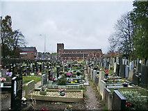 SJ5798 : St Thomas Church, Ashton-in-Makerfield by Alexander P Kapp