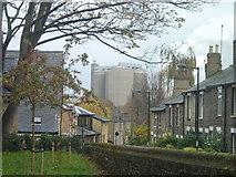 TL8565 : British Sugar at Bury St Edmunds by Stuart Shepherd