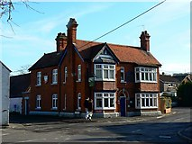 SU1480 : The Brown Jack, Prior's Hill, Wroughton, Swindon by Brian Robert Marshall