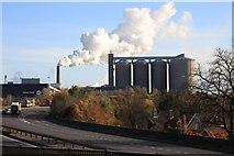TL8565 : Sugar beet factory, Bury St Edmunds by Bob Jones