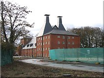 SU3521 : Malthouse in Strong's Brewery conversion, Romsey by Rosemary Oakeshott
