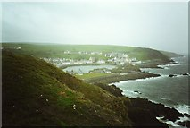 NW9954 : Leaving Portpatrick by Graham Horn