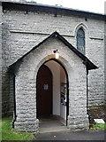 SD6279 : Holly Trinity Church, Casterton, Porch by Alexander P Kapp