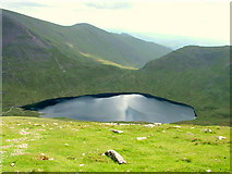NY3412 : Grisedale Tarn by George Tod