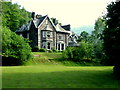 NY3307 : Butharlyp Howe Youth Hostel, Grasmere by George Tod